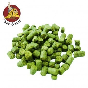 LUPPOLO PACIFIC JADE IN PELLET (100 GR.) - CROP 2019