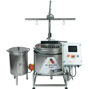 IMPIANTO SBS 400 E SMART BREWERY SYSTEM