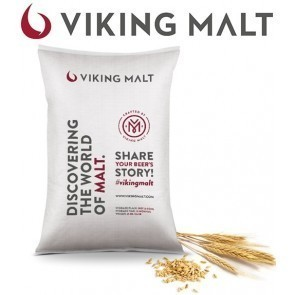 MALTO IN GRANI VIKING SMOKED WHEAT - FRUMENTO RAUCH 25 KG.