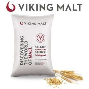 MALTO IN GRANI VIKING SMOKED APPLE (25 KG.)